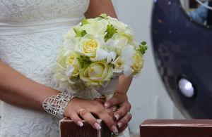 Bryllup og angst